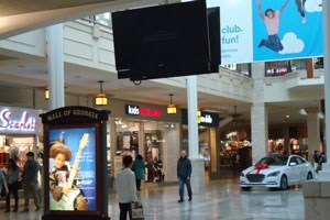 DOOH Proof - Dark Screen