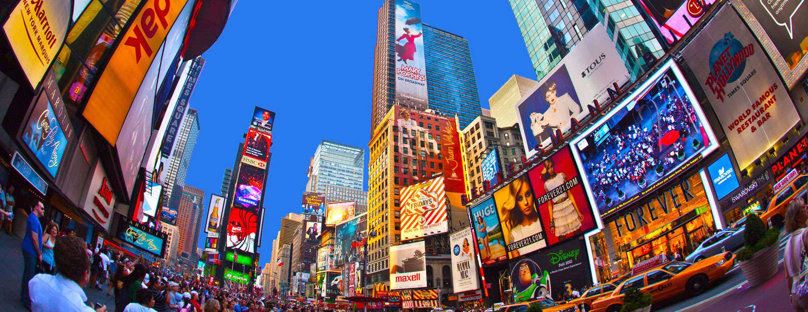 Times Square - OOH Audits