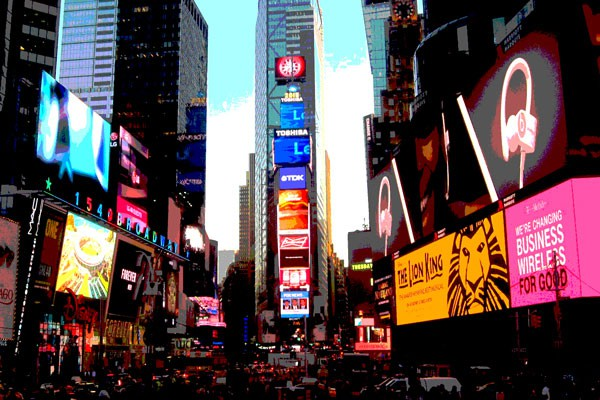 Times Square OOH Audits